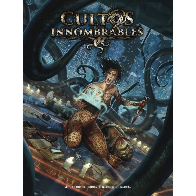 CTHULHU: CULTOS INNOMBRABLES