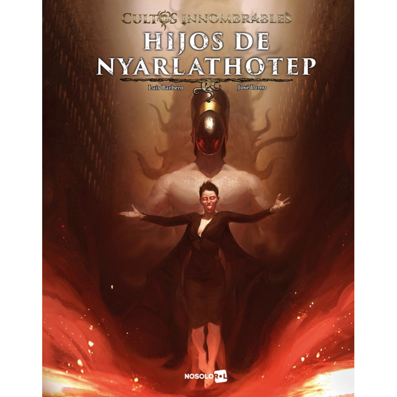 CTHULHU: HIJOS DE NYARLATHOTEP