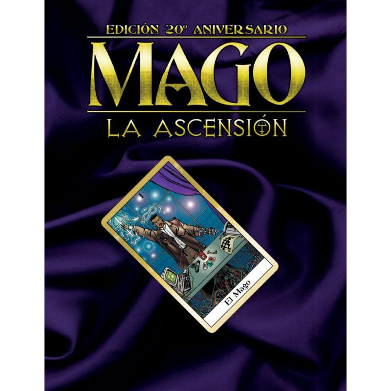 MAGO LA ASCENSION 20 ANIVERSARIO BASICO ROL