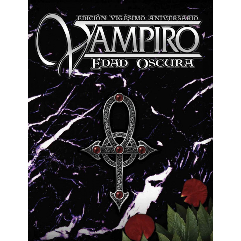VAMPIRO EDAD OSCURA BASICO 20 ANIVERSARIO ROL