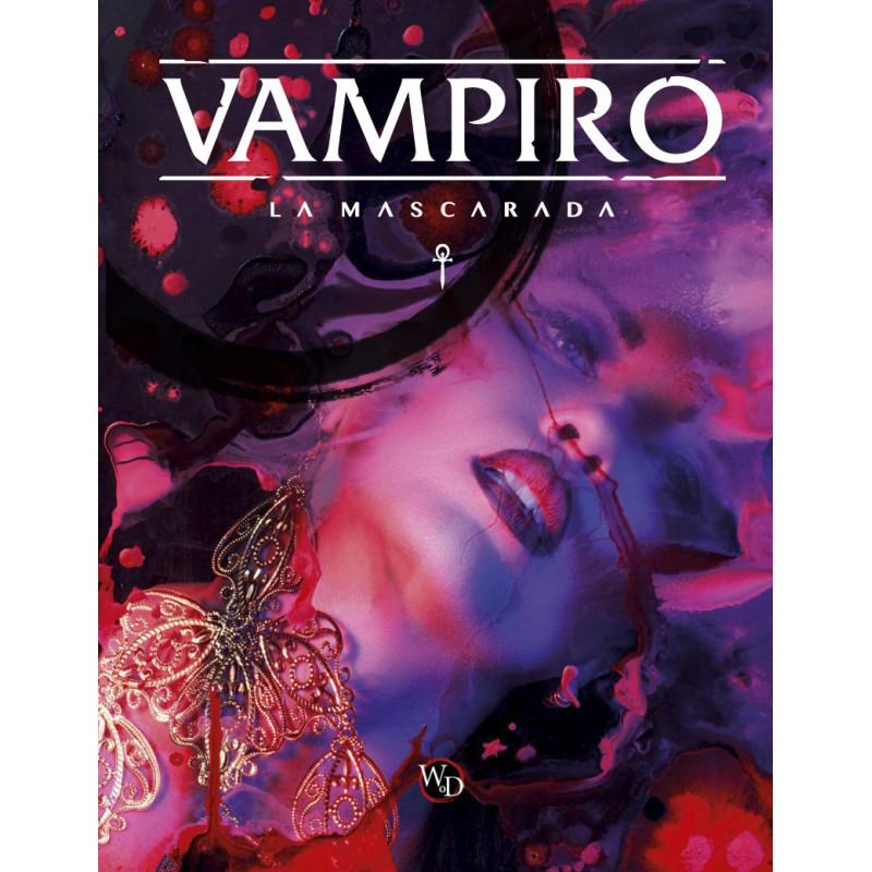 VAMPIRO MASCARADA BASICO 5ª EDICION