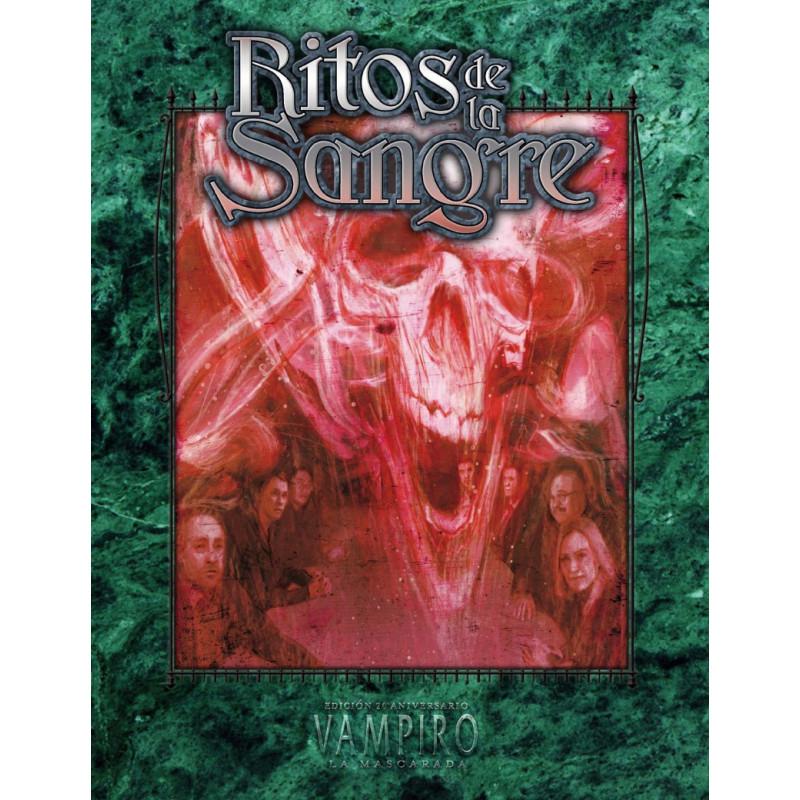VAMPIRO MASCARADA: RITOS DE SANGRE