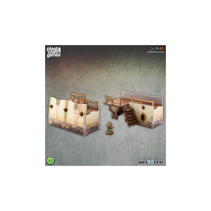 PCG: BOURAK WALL SECTION