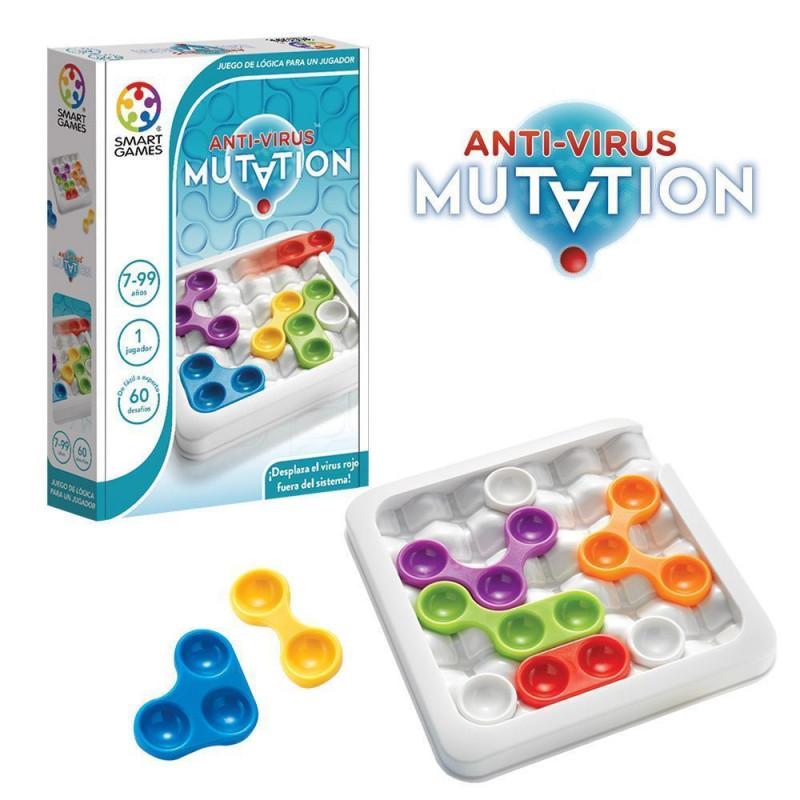 SMART GAMES: ANTIVIRUS MUTATION