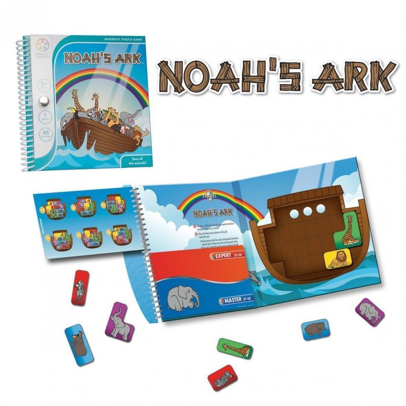 SMART GAMES: ARCA DE NOE