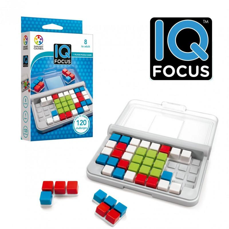 SMART GAMES: IQ FOCUS