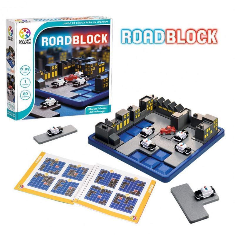 SMART GAMES: ROAD BLOCK