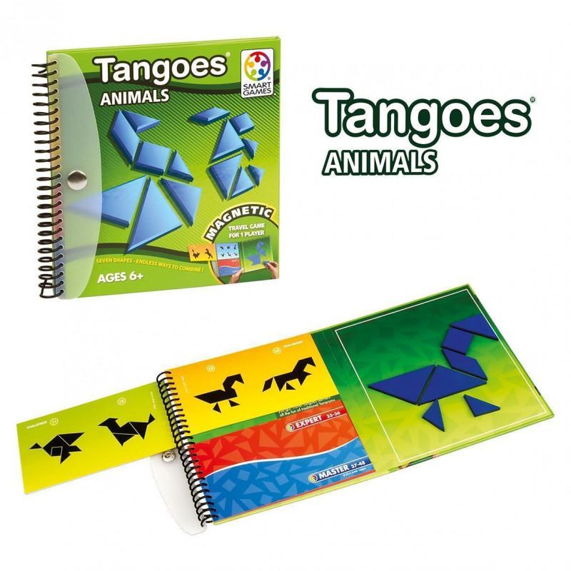 SMART GAMES: TANGOES ANIMALS
