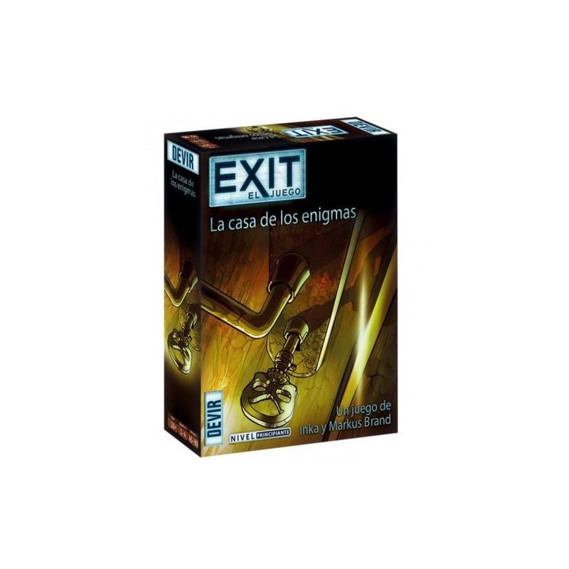 EXIT 12 EL JUEGO : LA CASA DE LOS ENIGMAS