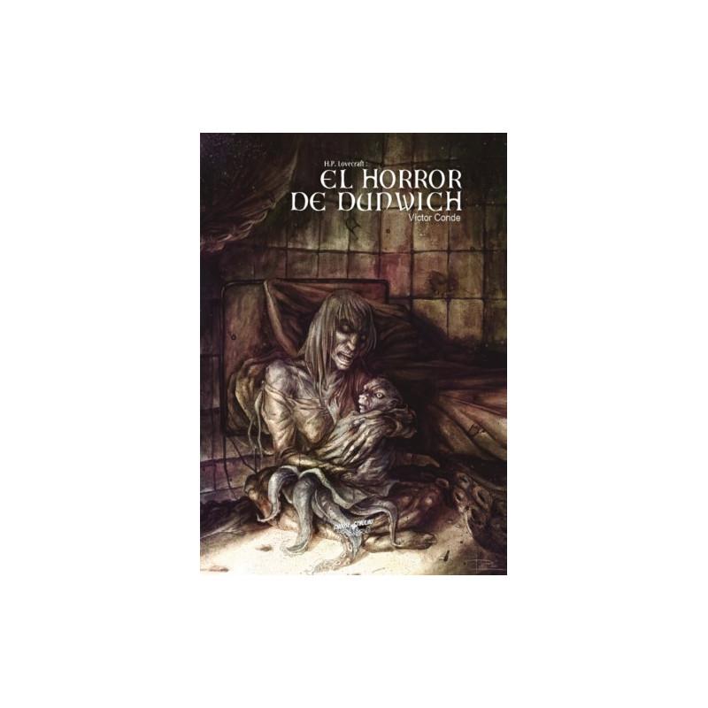 CHOOSE CTHULHU: 5 EL HORROR DE DUNWICH CARTONE