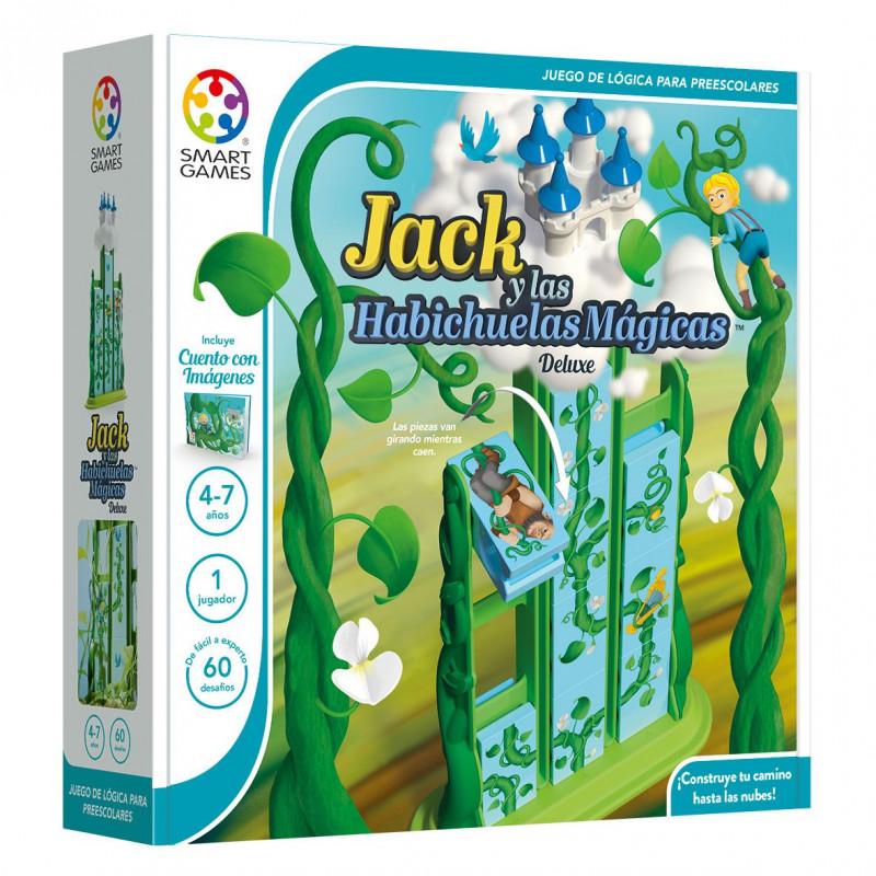 SMART GAMES: JACK Y LAS HABICHUELAS MAGICAS