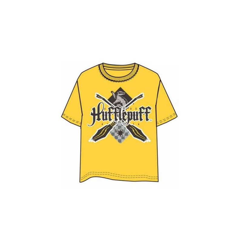 CAMISETA HARRY POTTER HUFFLEPUFF