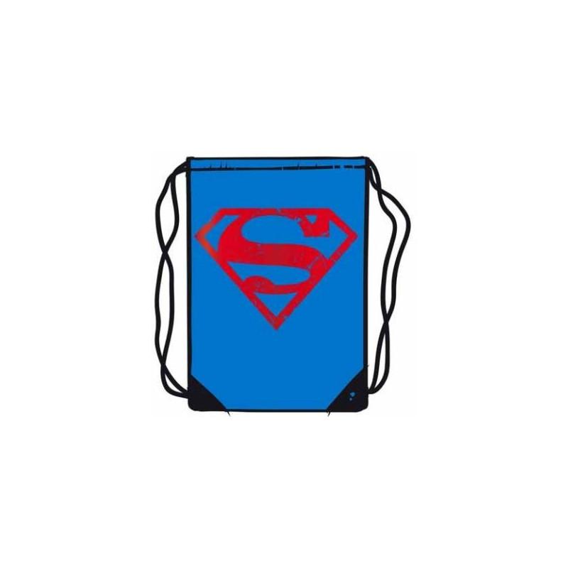 SACO SUPERMAN LOGO 45 X 35