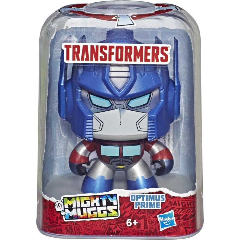 FIGURA MIGHTY MUGGS TRANSFORMERS OPTIMUS PRIME 12 CM