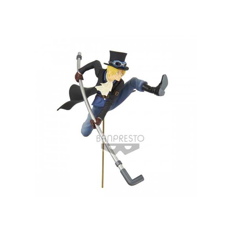 FIGURA BANPRESTO ONE PIECE SABO 20 CM