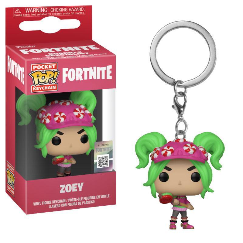 LLAVERO POP FORTNITE: ZOEY