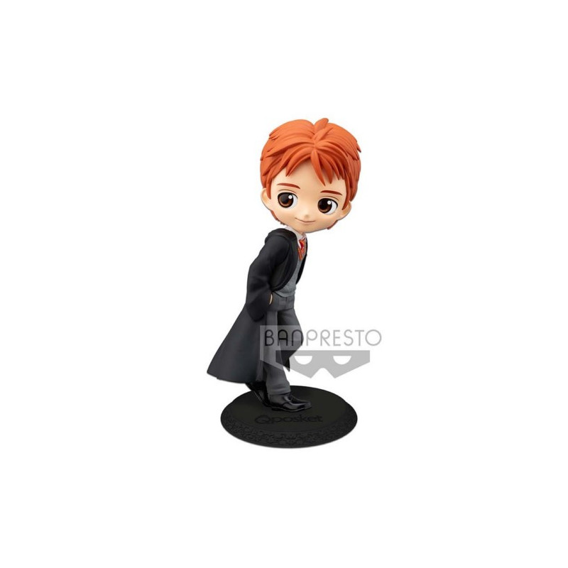 FIGURA QPOSKET HARRY POTTER GEORGE WEASLEY 15 CM