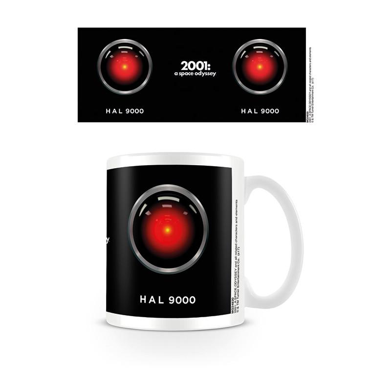 TAZA 2001 HAL 9000