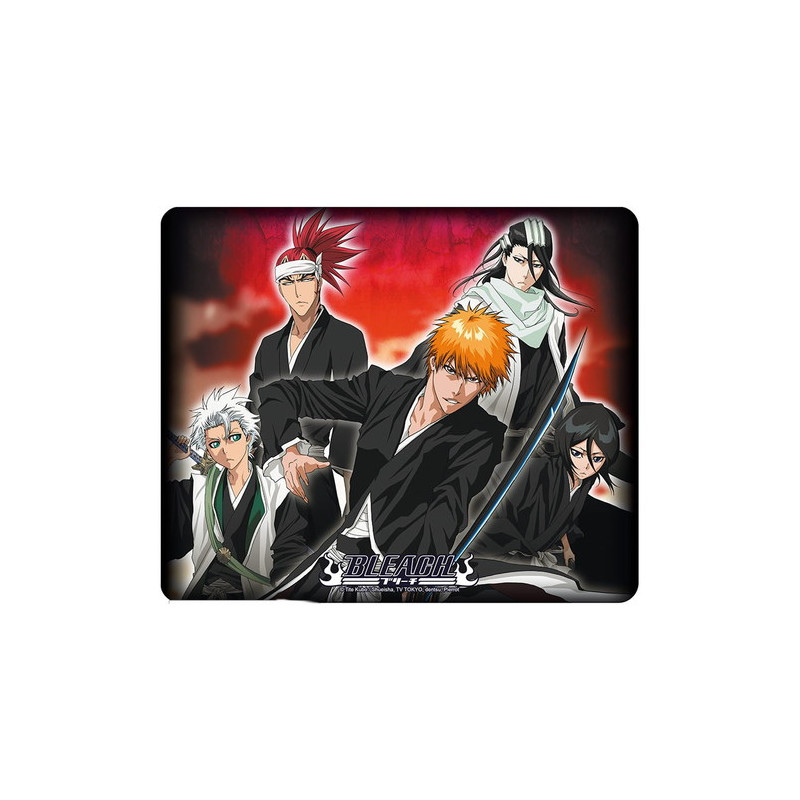 ALFOMBRILLA PC BLEACH ICHIGO & SHINIGAMIS