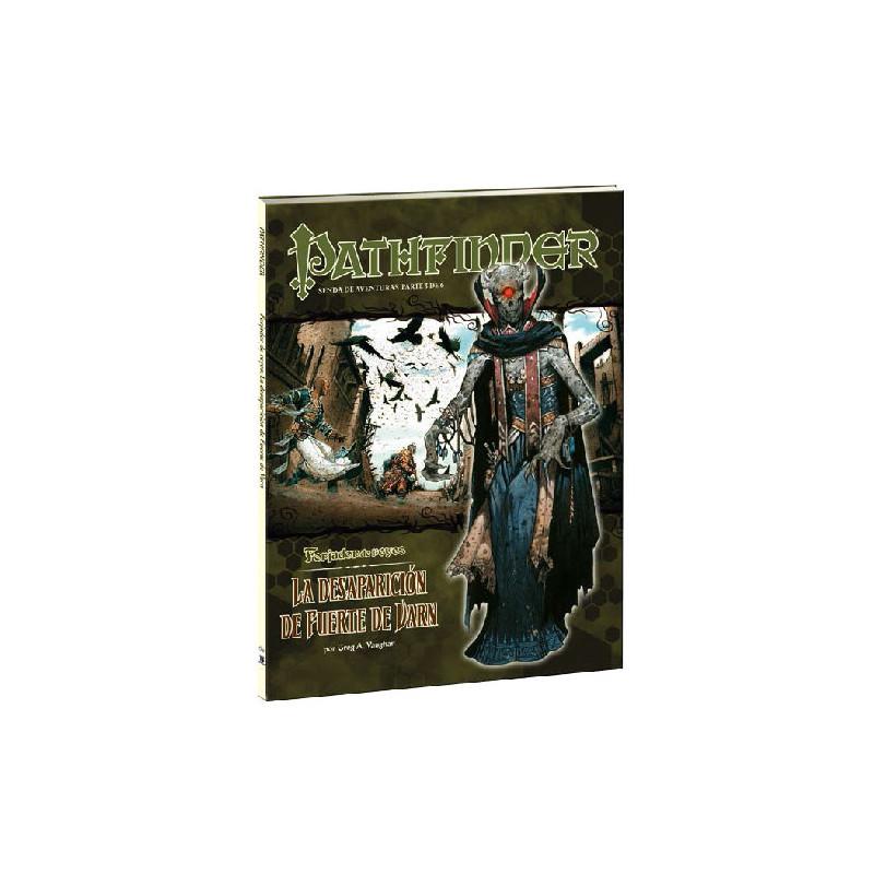 PATHFINDER - FORJADOR DE REYES 3: LA DESAPARICION DE FUERTE DE VARN