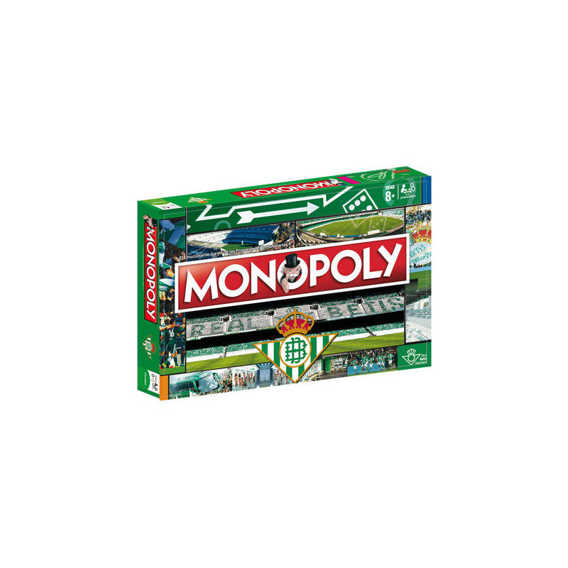 MONOPOLY REAL BETIS BALONPIE