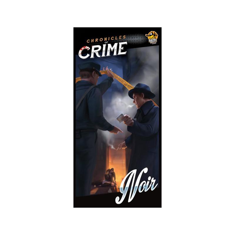 CRONICAS DEL CRIMEN :NOIR