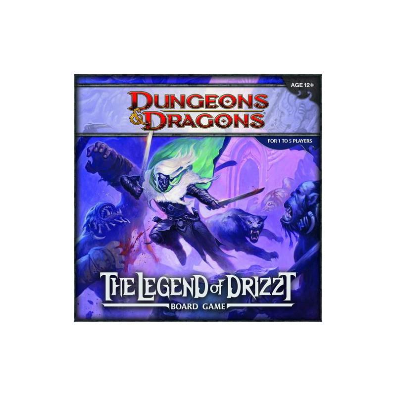 D&D TABLERO: LEGEND OF DRIZZT (INGLÉS)