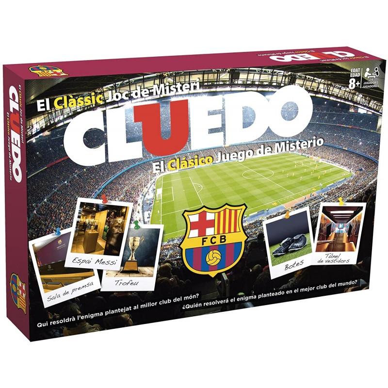 CLUEDO FUTBOL CLUB BARCELONA