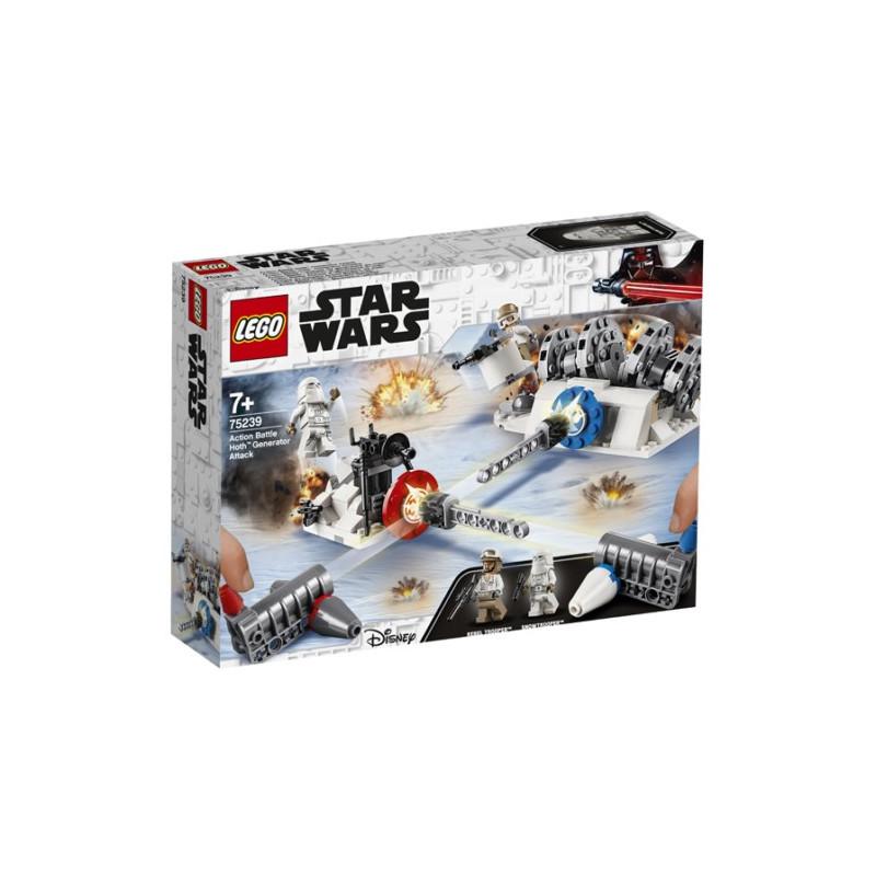 LEGO STAR WARS GENERADOR DE HOTH