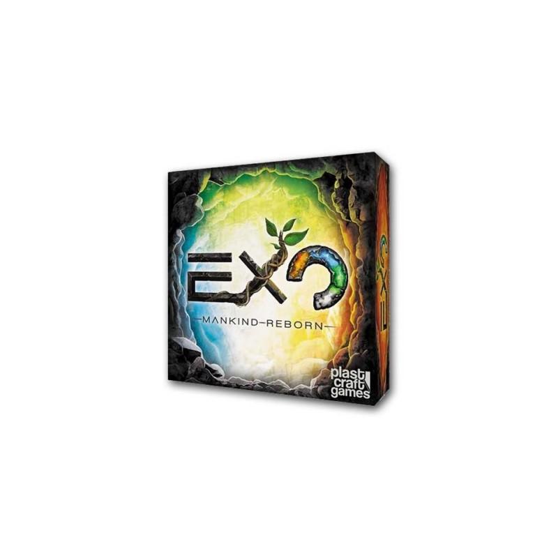 EXO: MANKIND REBORN (CASTELLANO)
