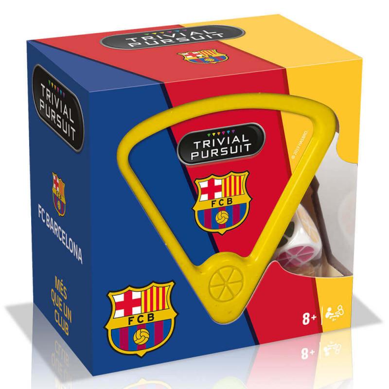 TRIVIAL FUTBOL CLUB BARCELONA EXPANSION