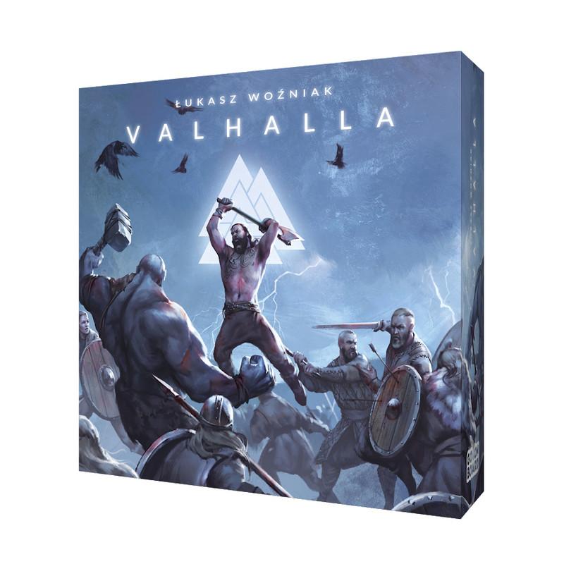 VALHALLA DELUXE- BASICO MAS 5 EXP (CASTELLANO)