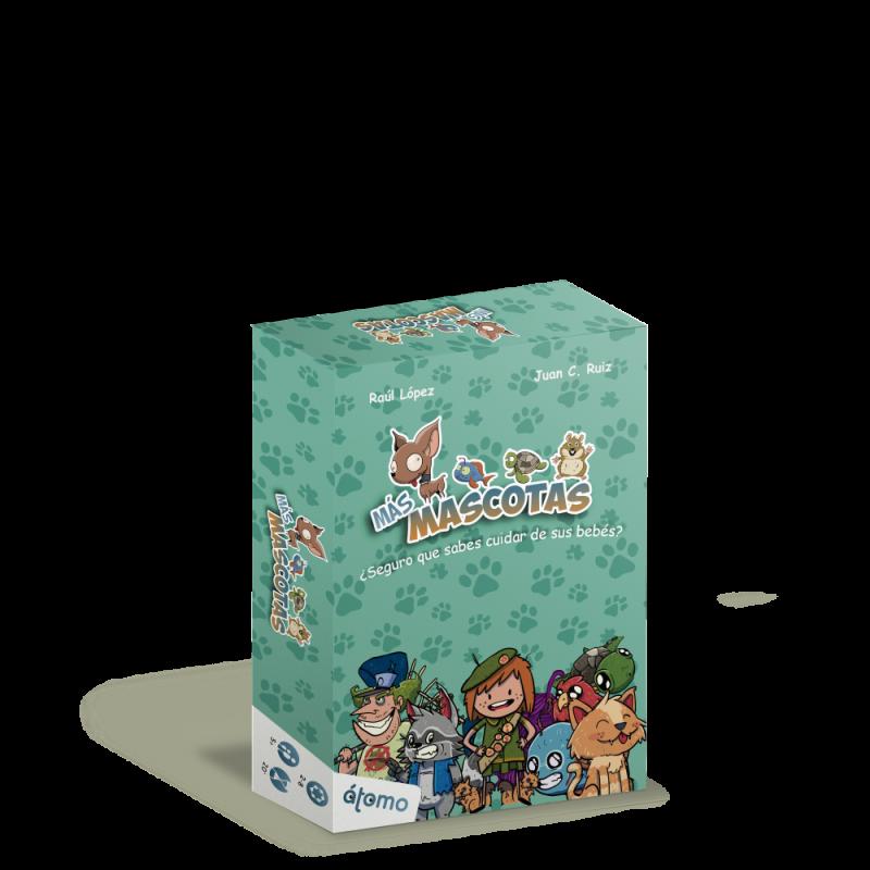 MASCOTAS EXPANSION: MAS MASCOTAS