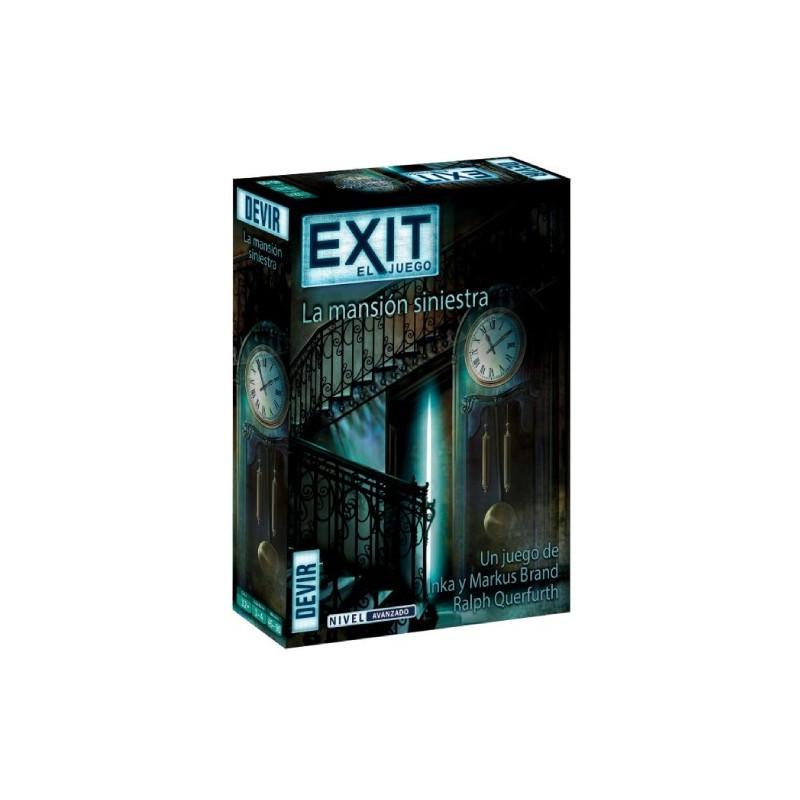 EXIT 11 EL JUEGO: LA MANSION SINIESTRA