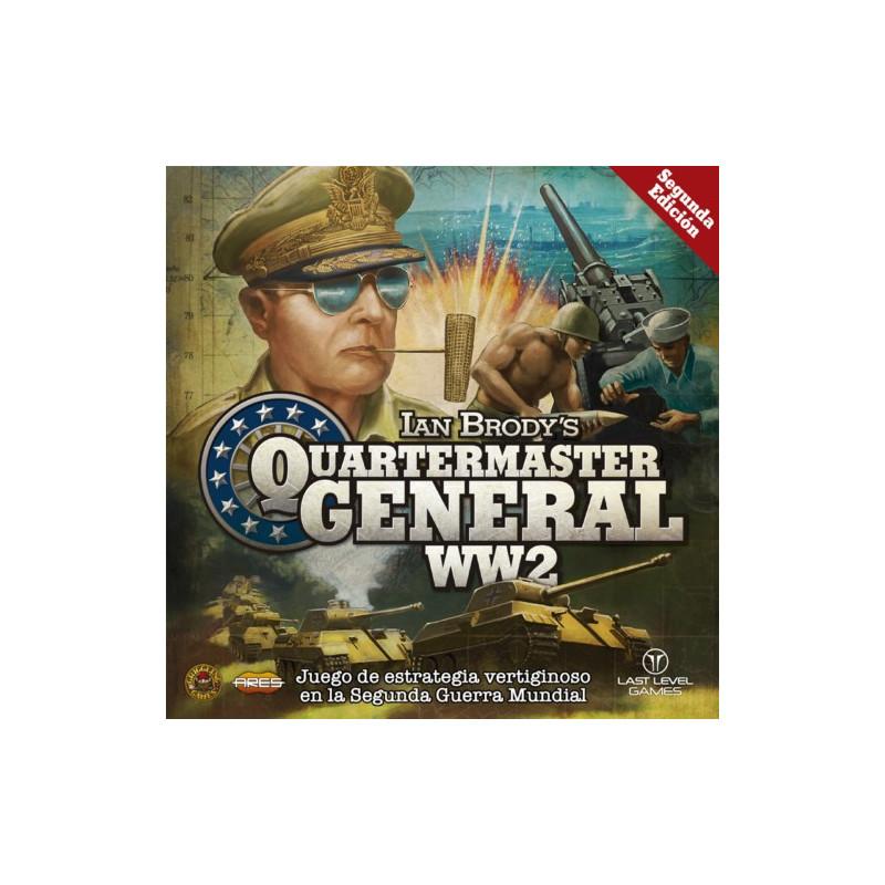 WW2 QUARTERMASTER GENERAL (CASTELLANO)