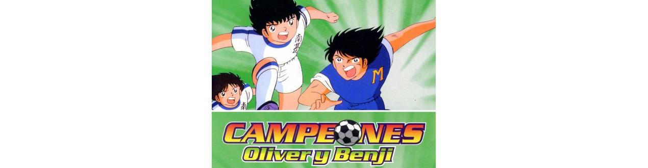 Campeones: Oliver y Benji